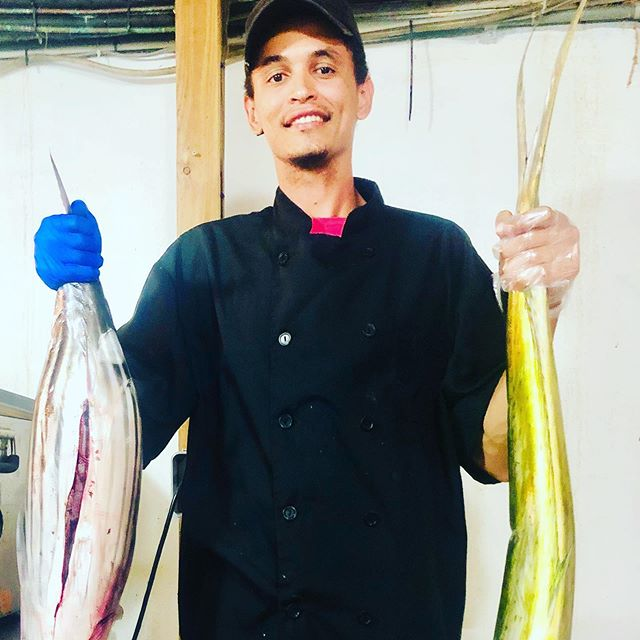 Locally caught Mahi and Black Fin Tuna on our specials board tonight!  #oceantotable  #freshAF  #Mahi #tuna #locallysourced  #seafooddiet  #ISeeFoodAndIEatIt