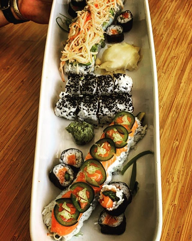 Thank you to all who came out last night for our pop up #sushi dinner!  We plan to host more in the future. Make sure to check Facebook for the next event, and make your reservation!  #usvi #virginislands #caribbean #cheflife #stjohn #usvirginislands