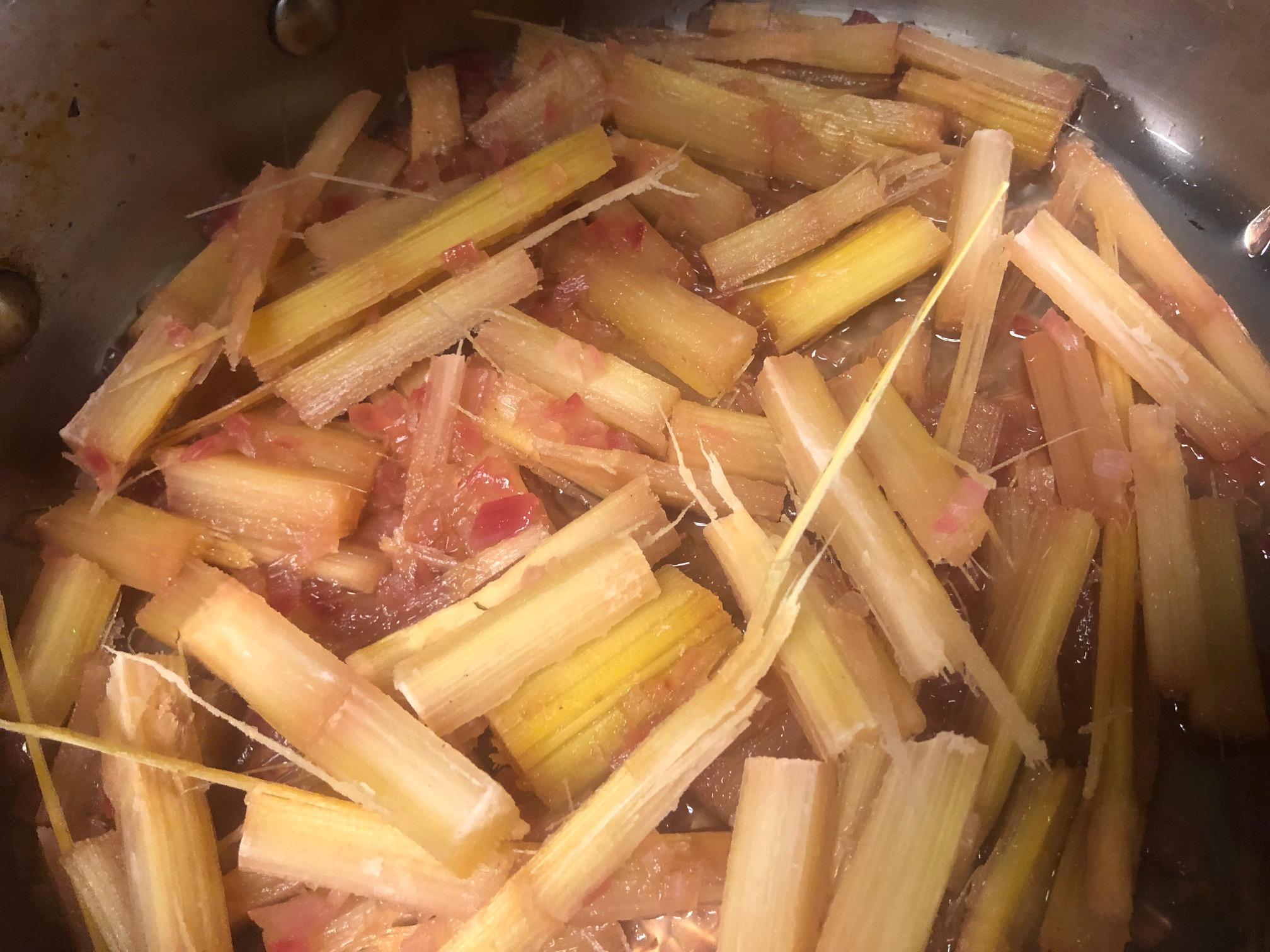 Local Sugar Cane