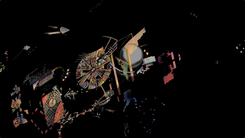 PERDITA  :Artwork & Animation by Karen LaFleur & Music by Nancy Tucker