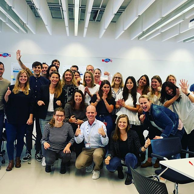 Another successful Digital Day with our Division Switzerland Thanks to the team for their enthusiasm and energy! #emmidigital #digitaltransformation #emmimoments #teamspirit #digitalmarketing #socialmedia #marketingautomation #gowiththeenergy