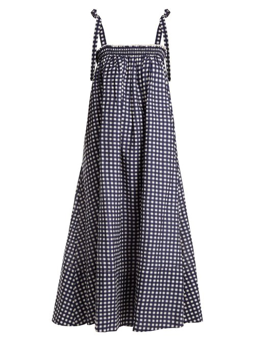 Loup Charmant Gingham Dress -