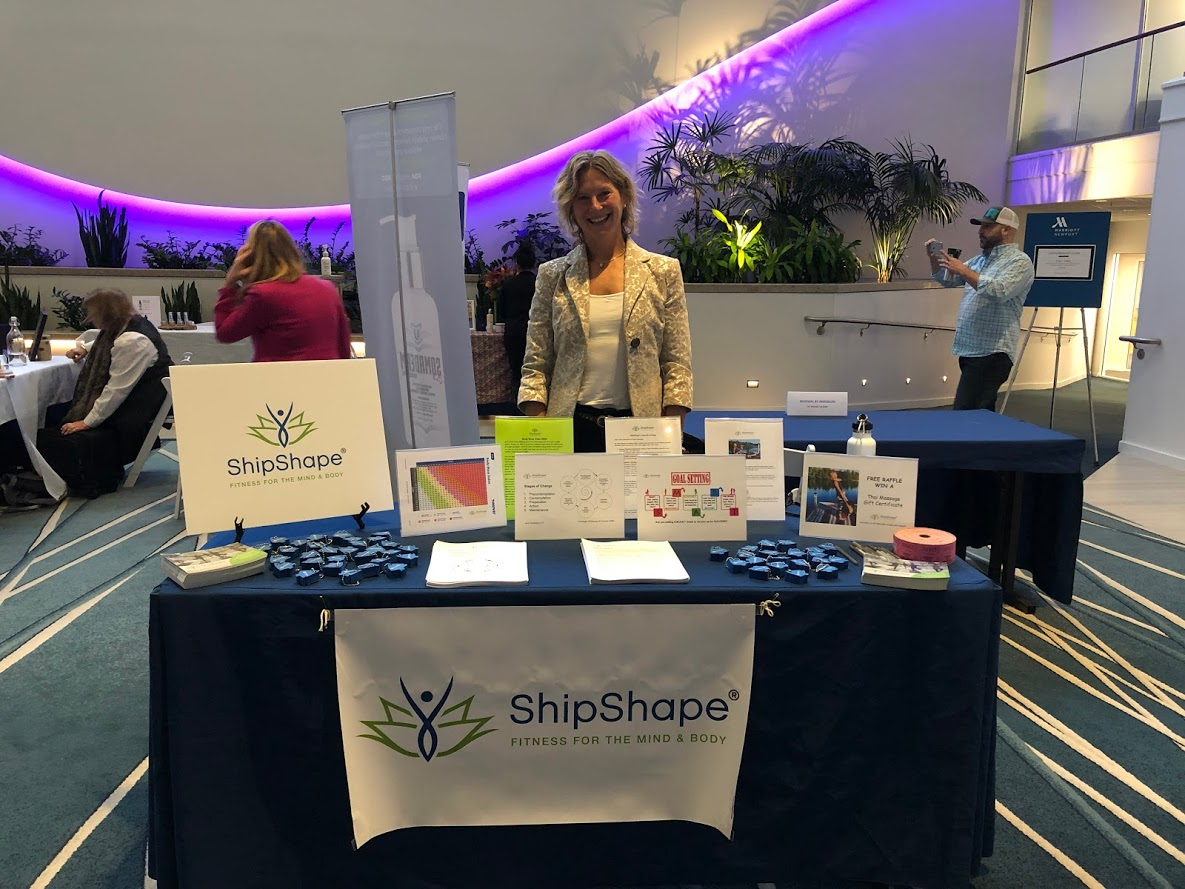 Click  here  to contact me about Corporate Wellness Fairs