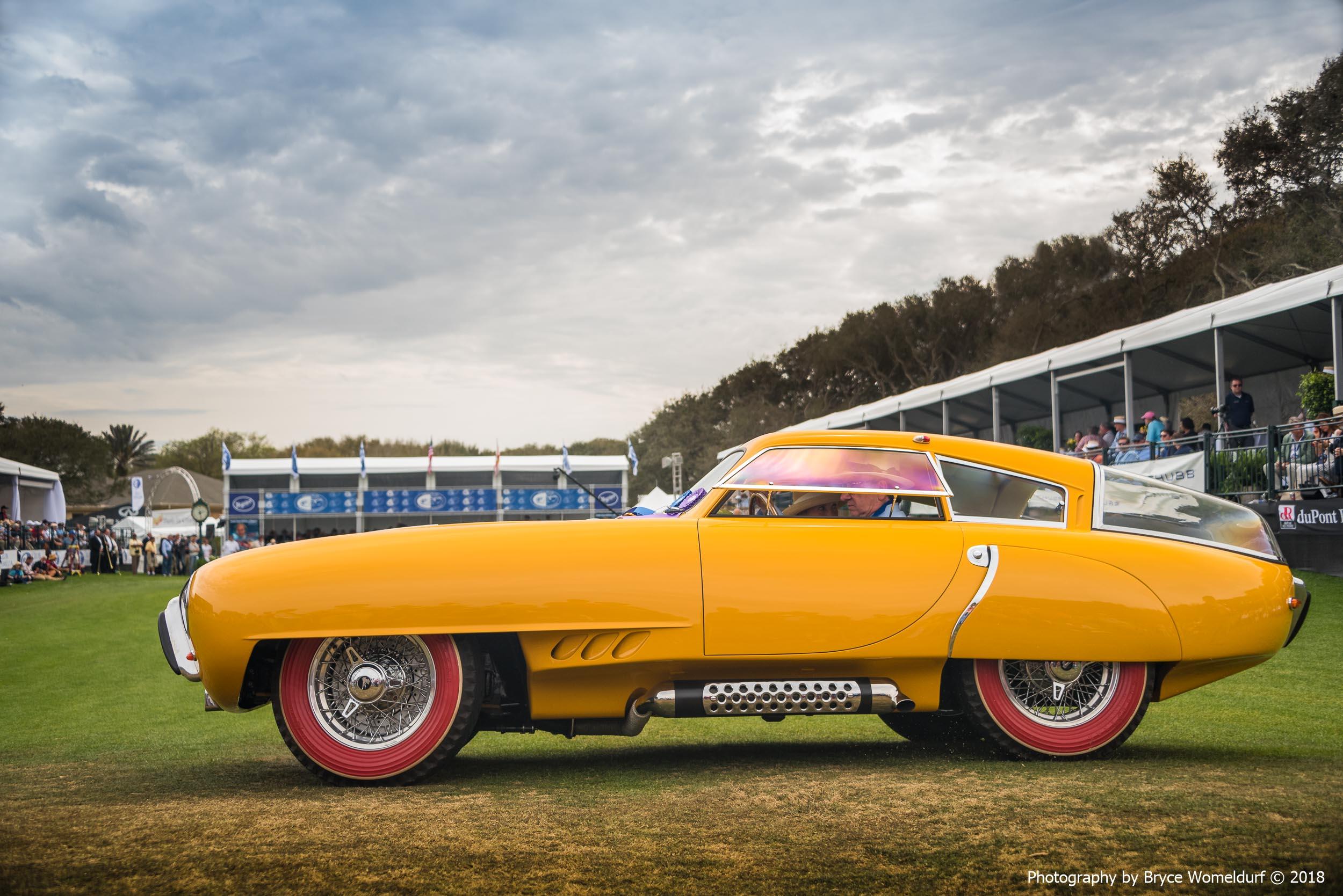 1952 Pegaso Z-102 Cupola
