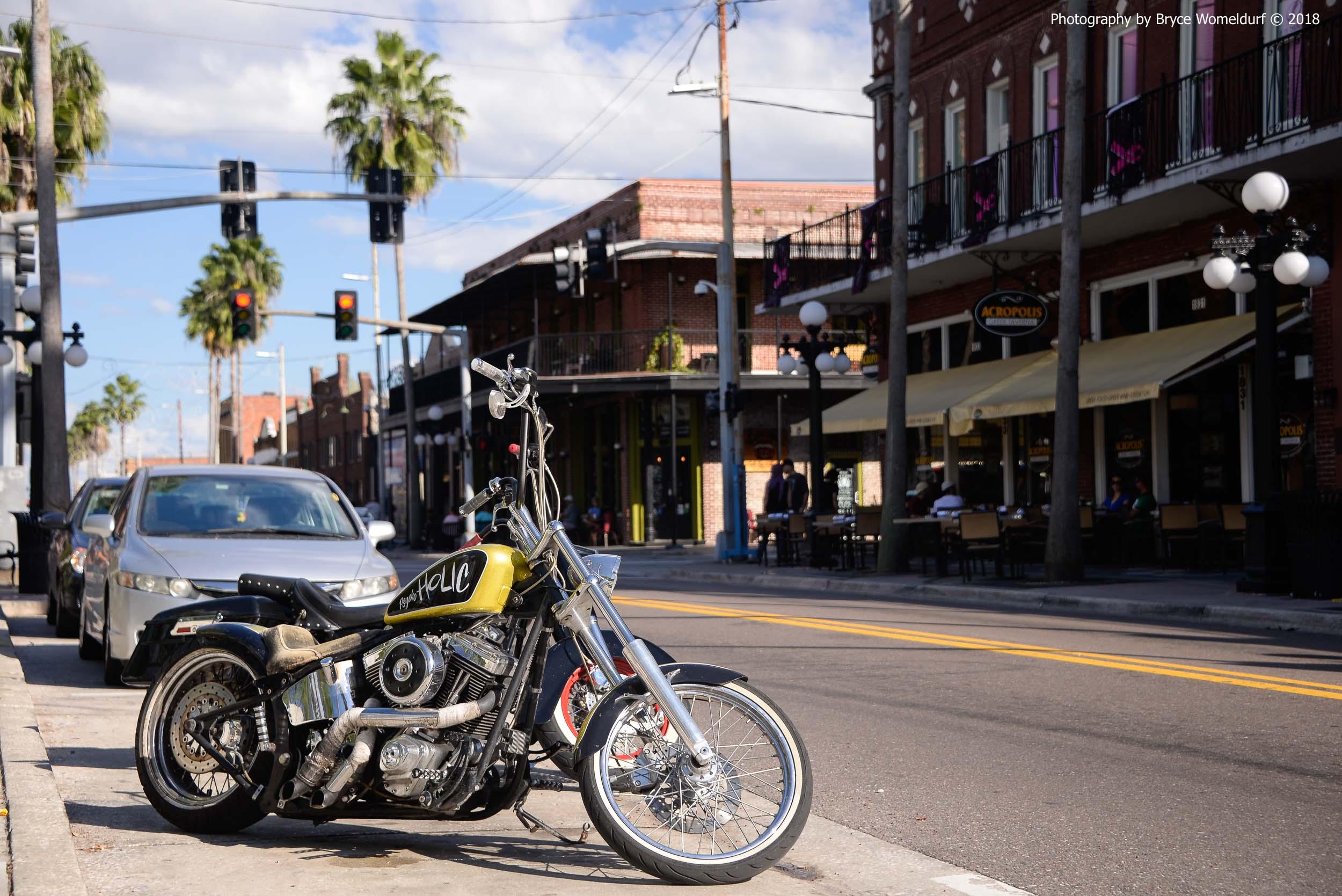 City Street | Ybor City, Florida