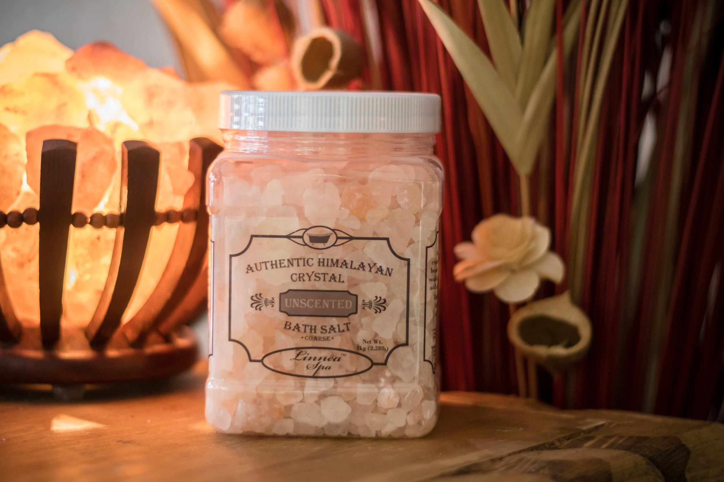 Himalayan Crystal Bath Salt
