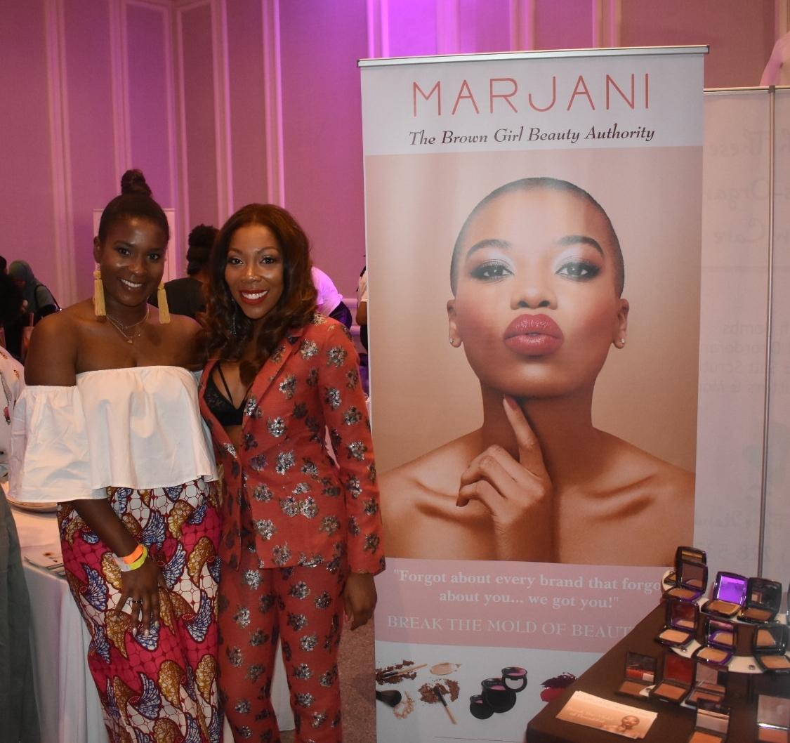 Founder & CEO of Marjani Beauty, Kimberly Smith
