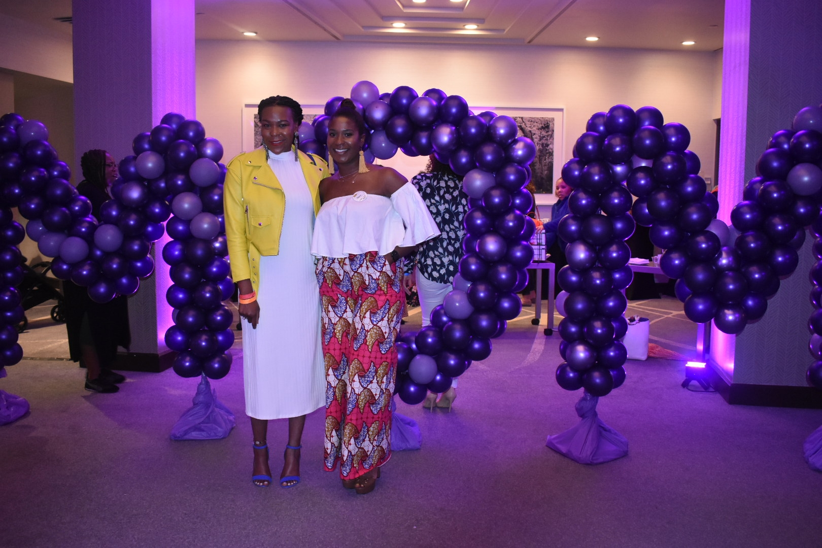 Attended The Momference with My Bestie -