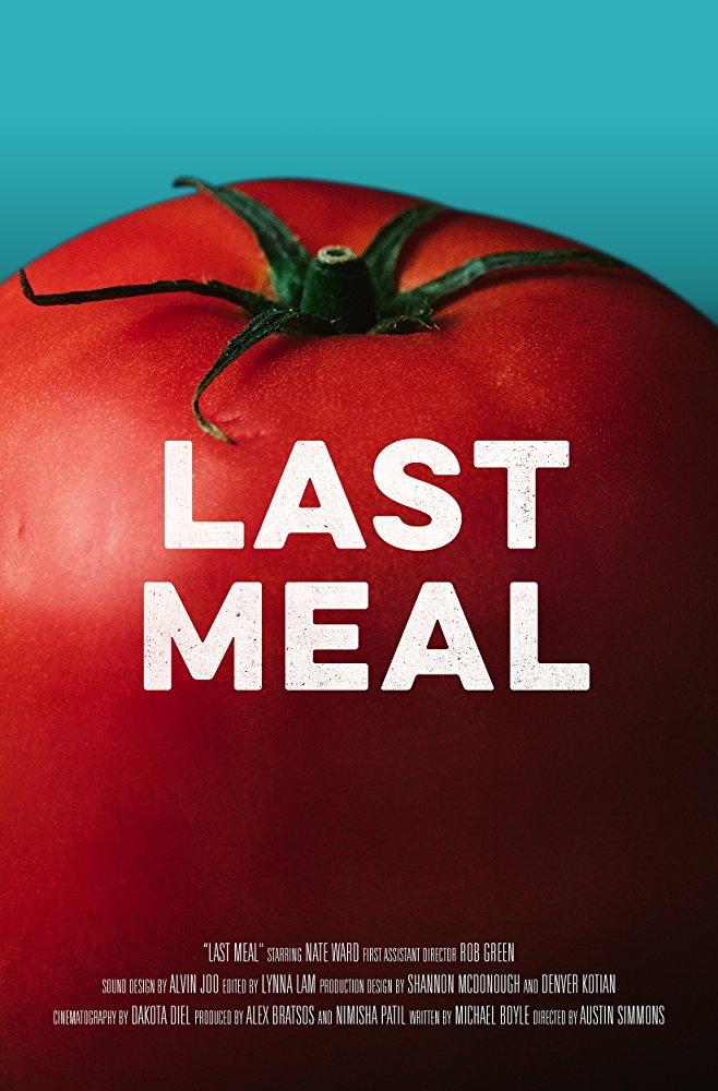 Last Meal - Directed by Austin Simmons Art Director