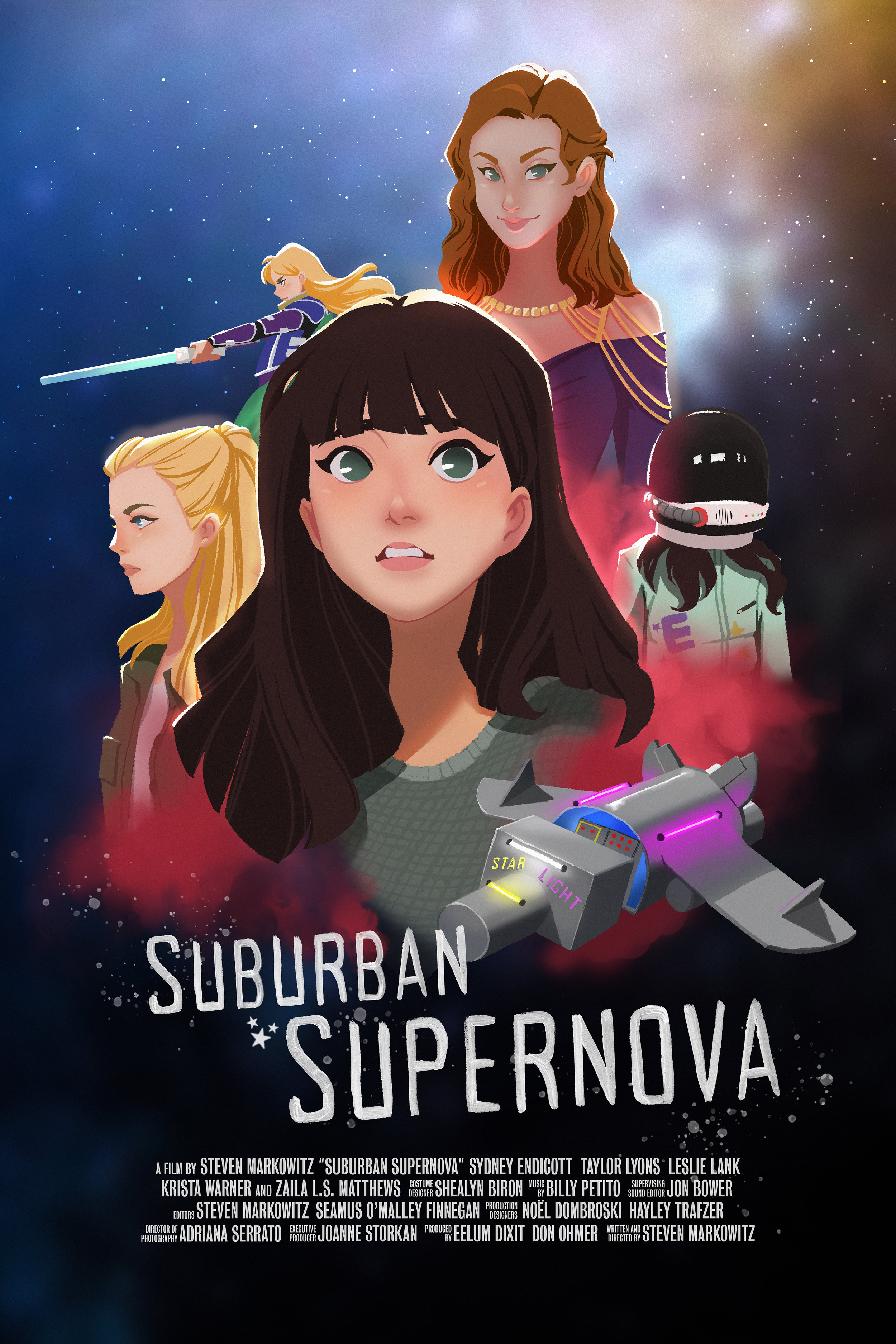 Suburban Supernova - Directed by Steve Markowitz1st Assistant Camera