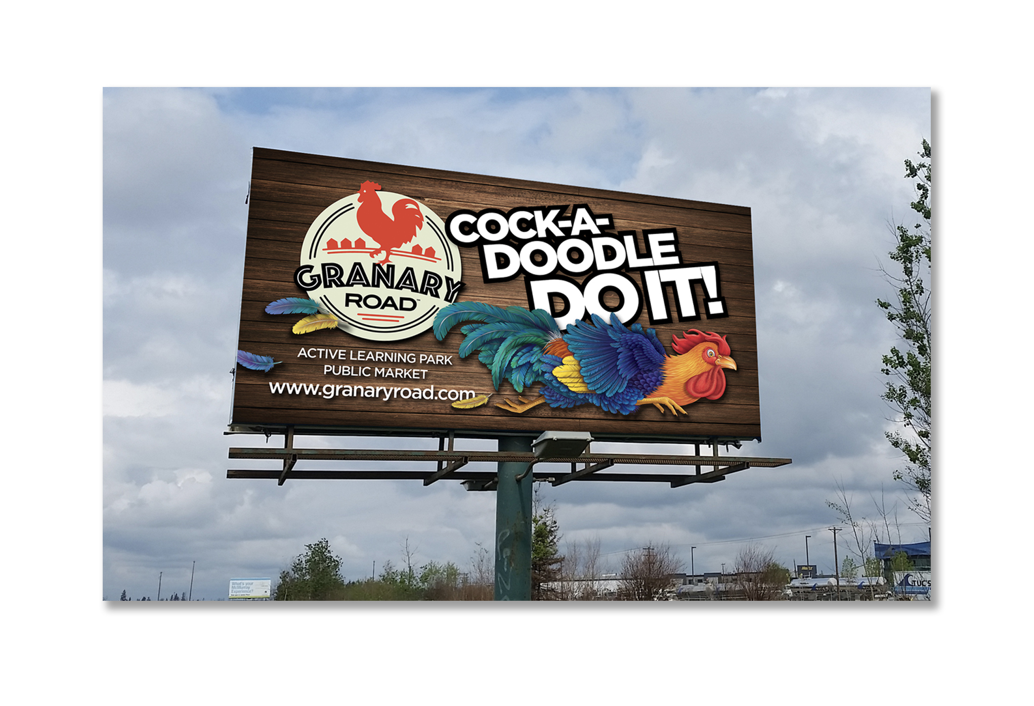 SEE MORE OUTDOOR ADVERTISING FROM WHOVILLE
