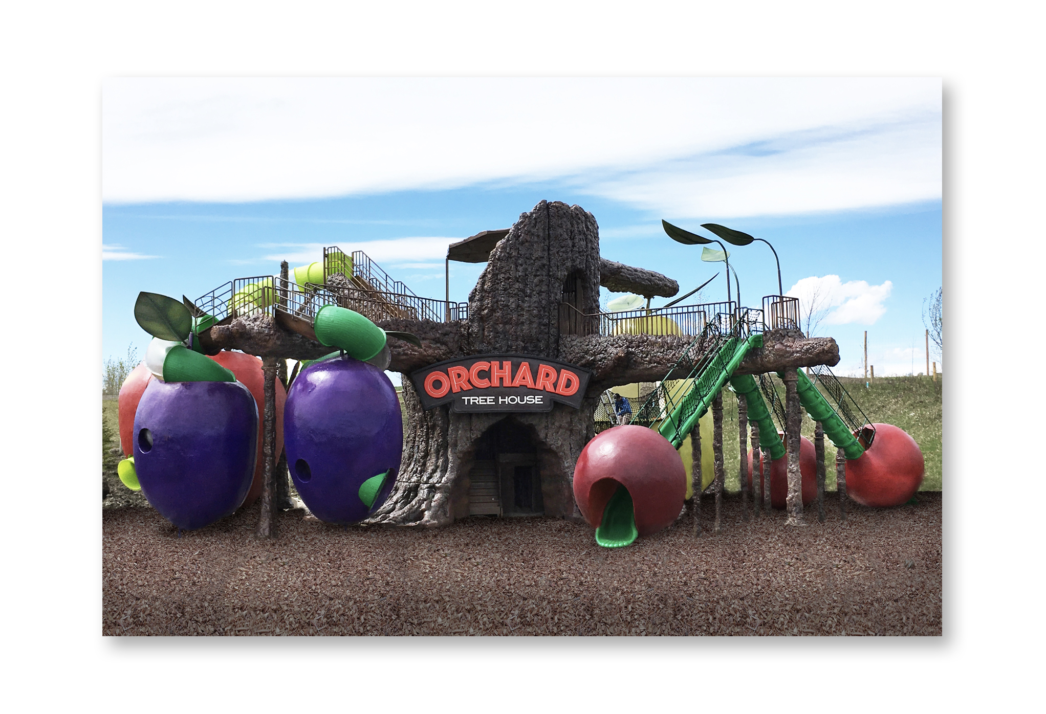 SEE MORE IMAGES OF THE GRANARY ROAD ACTIVE LEARNING PARK BY WHOVILLE