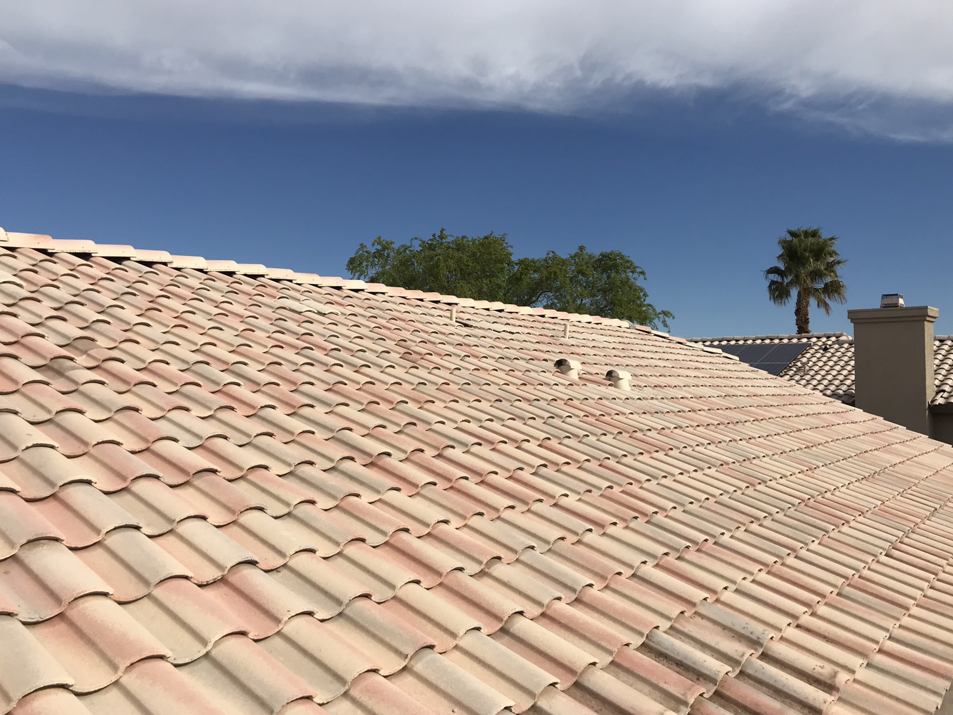 Tile Roofing -