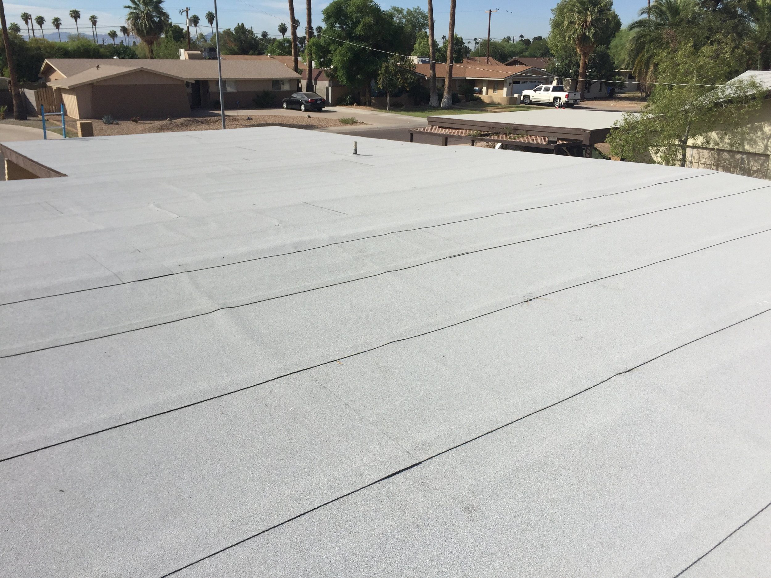 Torch Down Roofing L R Roofing Solutions