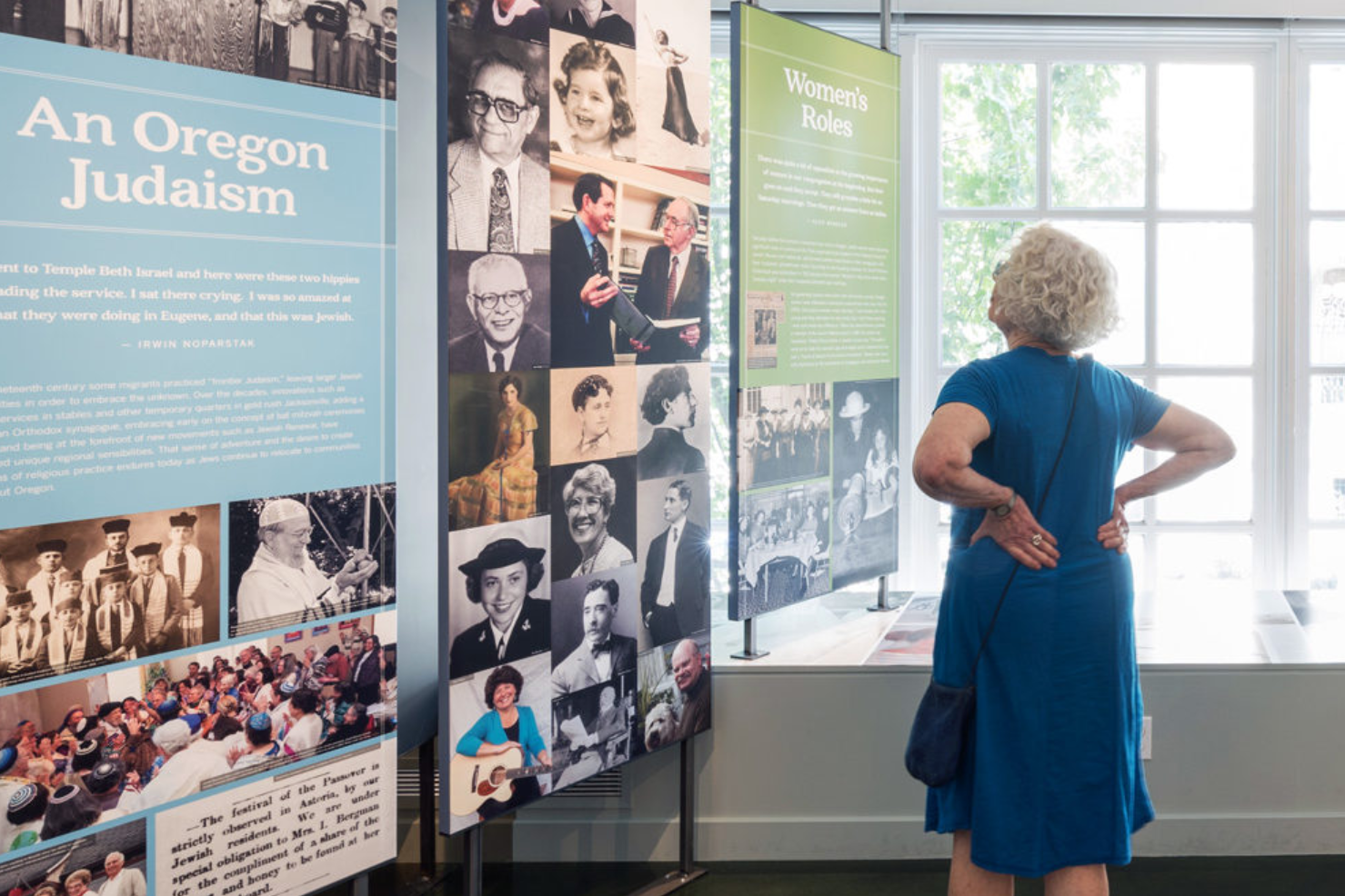 Oregon Jewish Museum & Center for Holocaust Education -