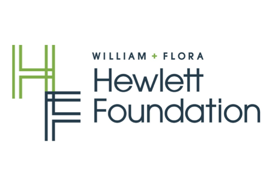 Hewlett foundation -