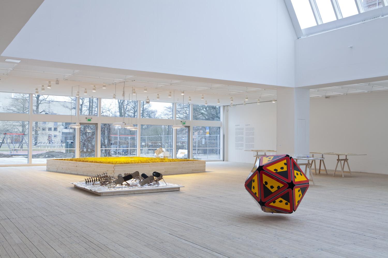 Installation view, Broken Country at Malmö Konsthal