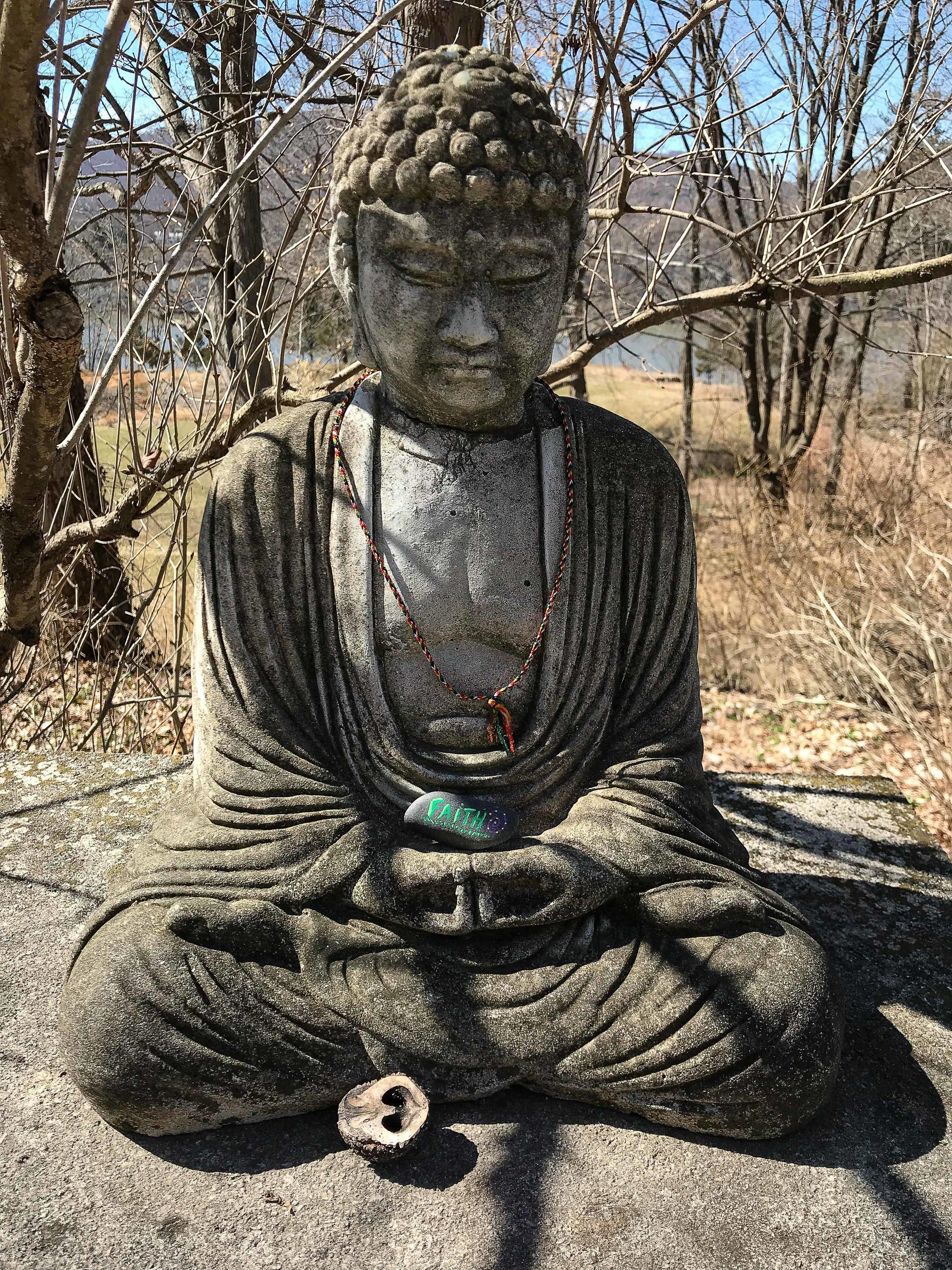 Garrison Buddha Spring Sesshin 2019