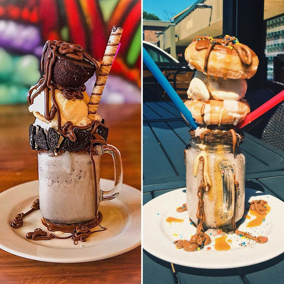 Ever changing Milkshakes for all!!