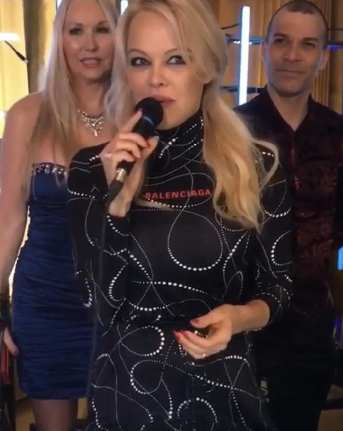 Pamela Anderson Foundation Gala