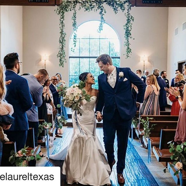 "Patty and Derek are one of those couples who warms the heart.  Their wedding and sweet love story is posted on The Laurel's blog! . www.thelaureltexas.com/blog/2019/real-wedding-patty-Derek-June-7-2019 . . #Repost @thelaureltexas with @get_repost ・・・ ""As long as we were together and surrounded by all the people we love, it was going to be the best day no matter what. Thinking about it, that's what marriage is to us, too."" The sweetest couple and their stunning summer wedding is featured on the blog today! Patty and Derek overflowed with love for each other, even after 9 years together. Link in bio for all of the details on their special day! 