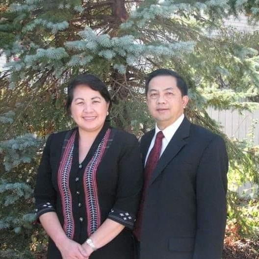 Rev. Somsack Vang (Xh. Vam Meej Vaj) - President samvang@tx.rr.com(469) 601-9262Hmong Baptist Community Church Irving, TX