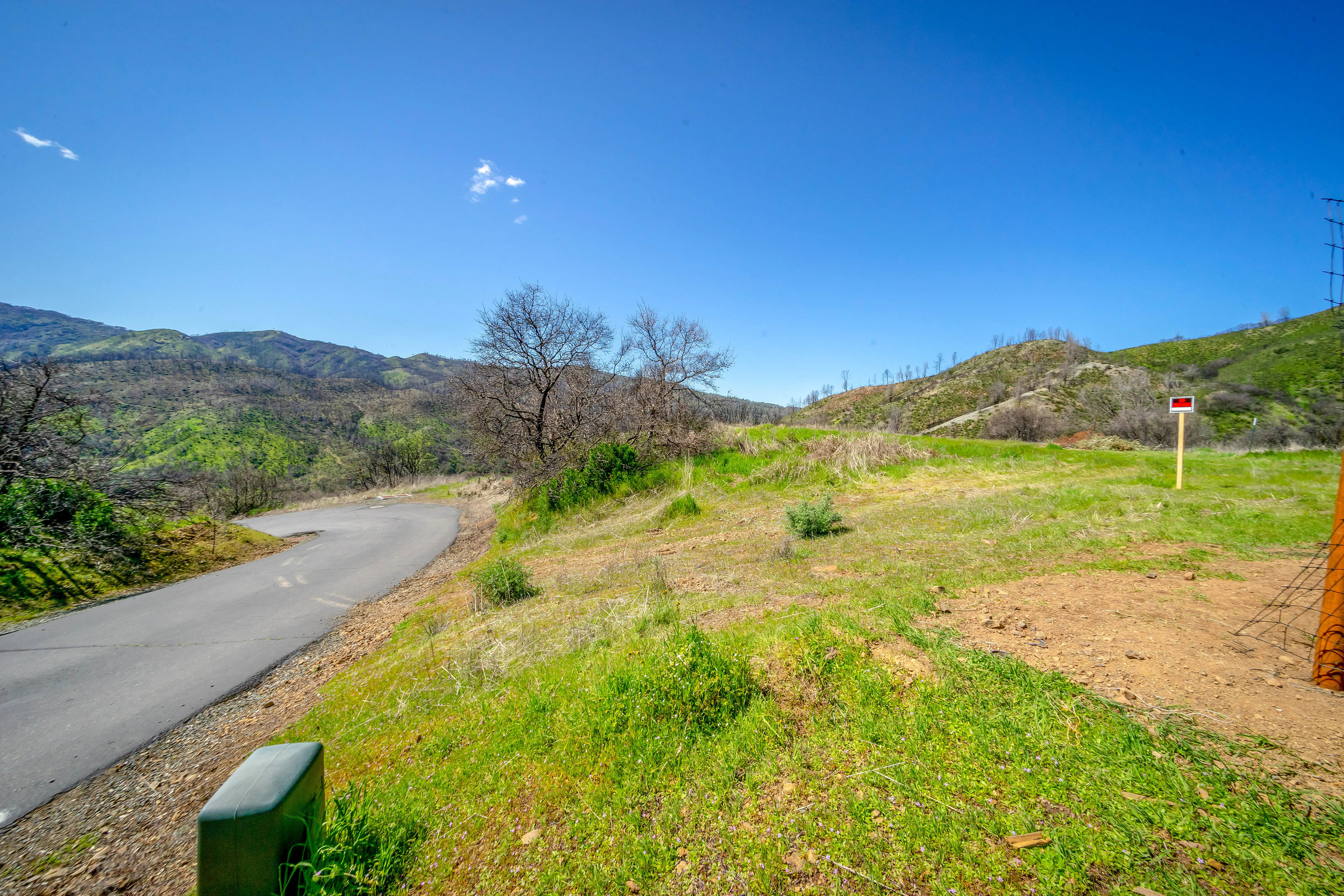 CAPELL VALLEY CREST ROAD -