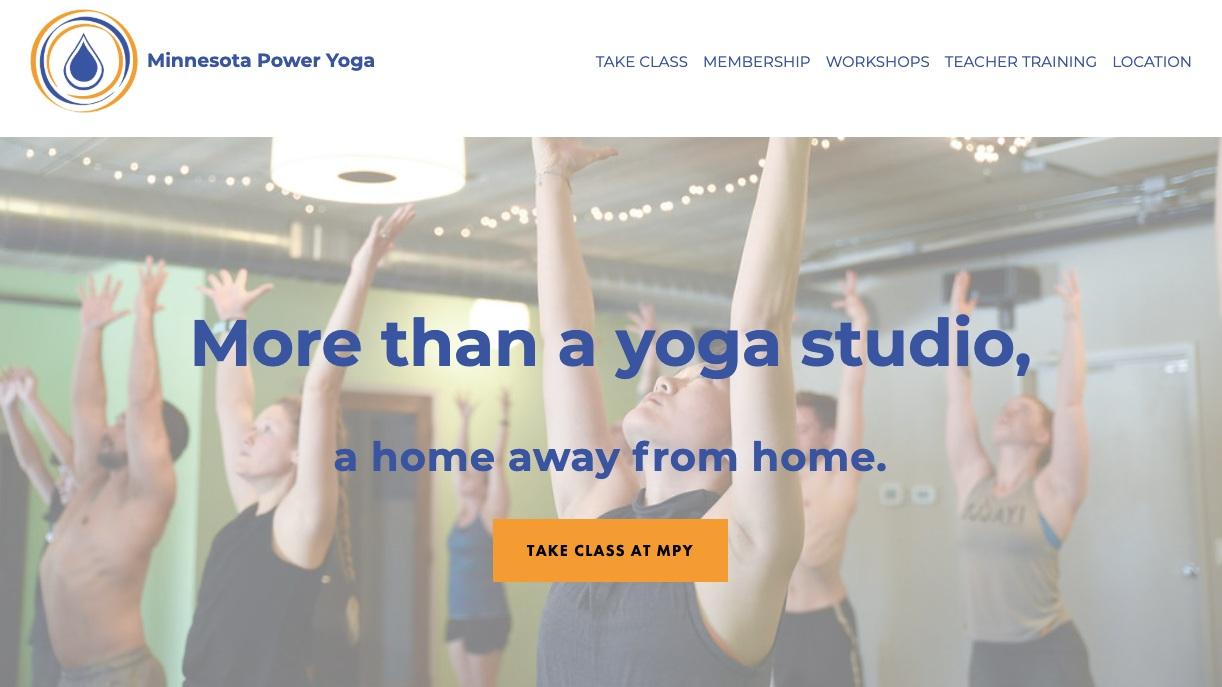 Minnesota Power Yoga -