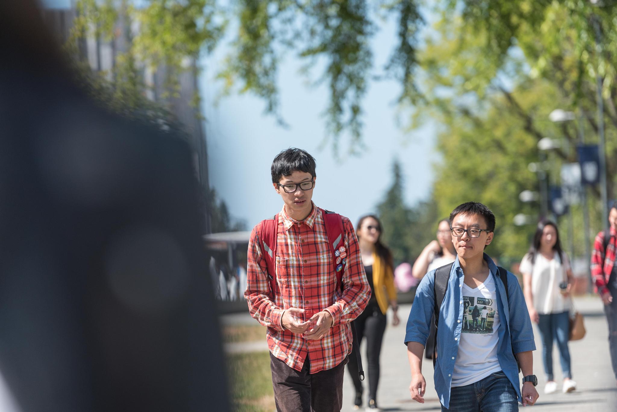 Life at UBC -