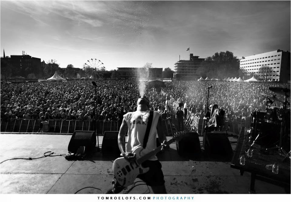 Bevrijdingsfestival Overijssel (foto: Tom Roelofs)