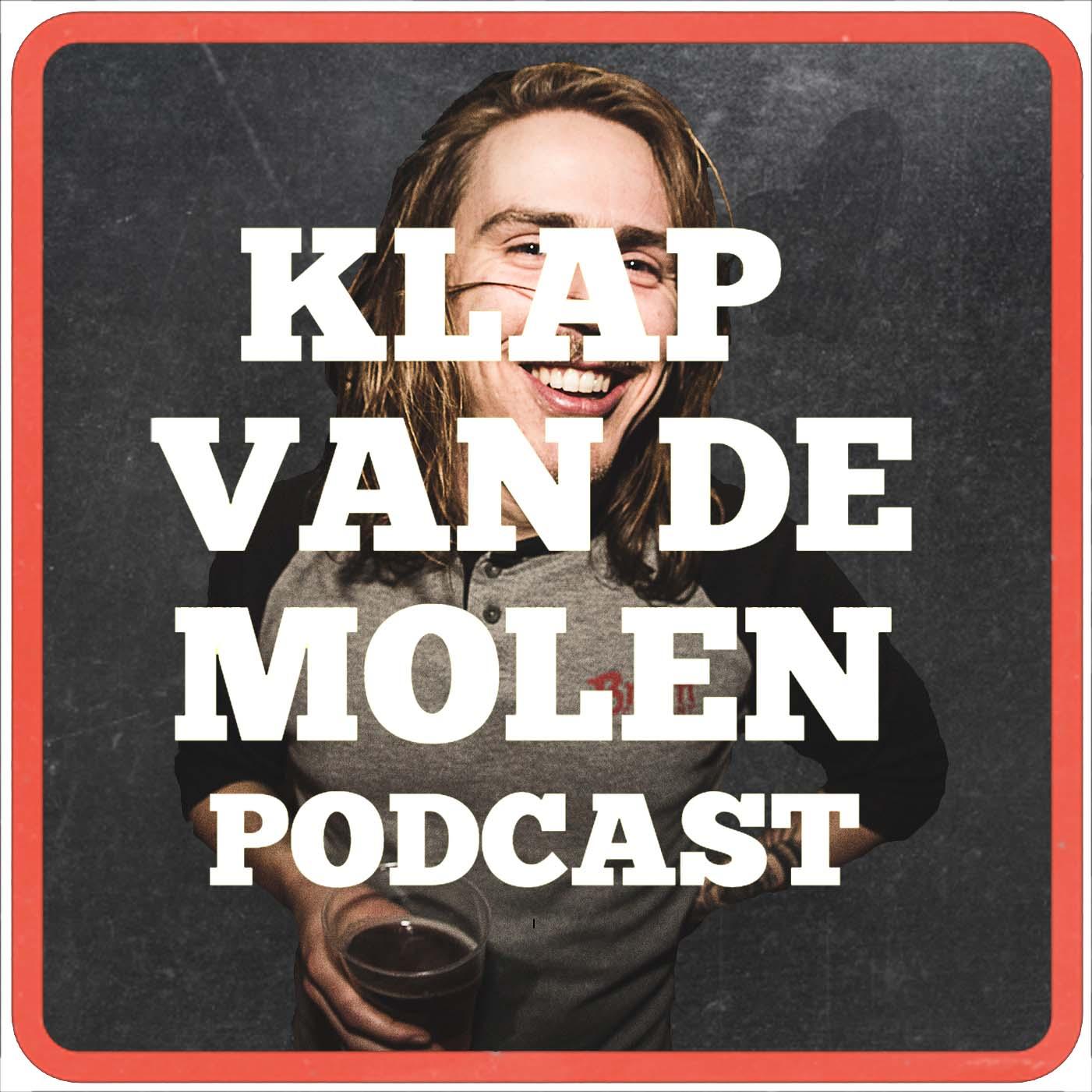 Klap van de Molen podcast - Een twee-wekelijkse podcast over muziek, met gasten van wie ik vind dat ze iets heel goed doen óp het podium, of juist daarachter.*Onderdeel van Dag & Nacht media** Winnaar 'Beste Muziekpodcast award 2018'