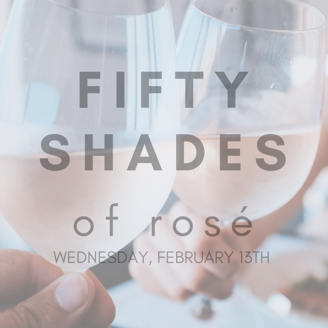 Fifty Shades of Rose Graphic