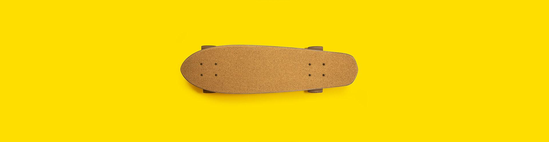 Pimp Grip Single Sheet School Bus Yellow Skateboarding Griptape