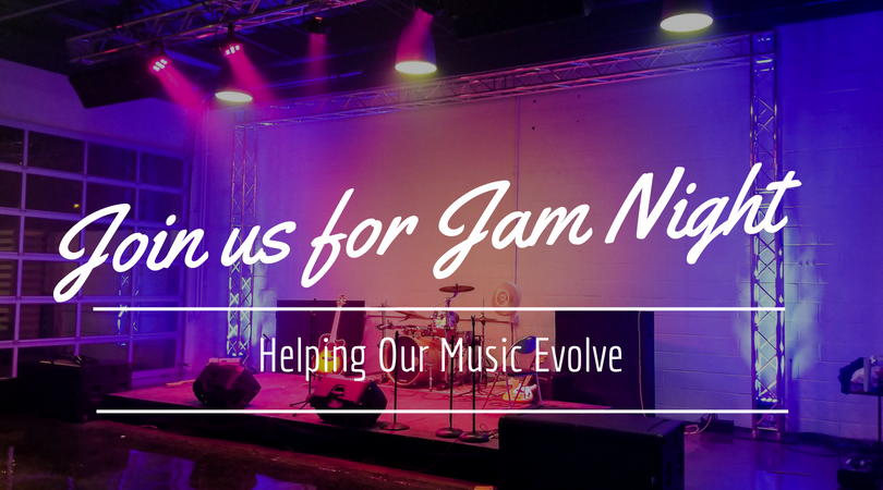 MONDAY - MAY 21 from 7-10 pm  Bring your musical instrument(s) of choice and get creative as you vibe with other members of the community on the live event stage here at HOME. Don't have gear of your own to bring along? No worries! We've got a setup for you to jam on!