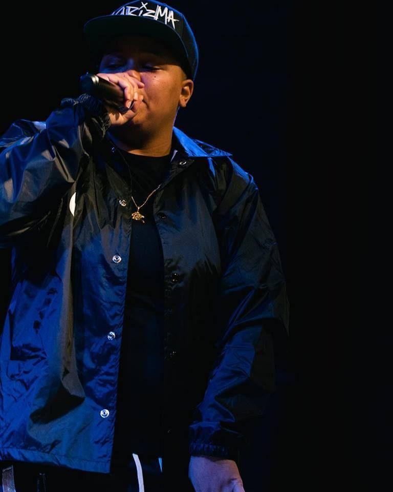 Hip-hop Unicorn With a Vision - Karizma   Native  born  Nashvillian  growing the overshadowed  local rap scene  through live  performance , cross-genre  collaboration , and spreading  good vibes