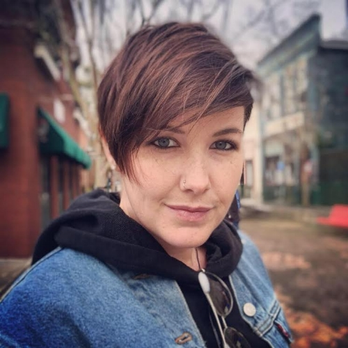 Job Juggler On Her Way Up - Nicole is a pop artist manager, business co-founder, pedal tavern lifeguard, and experienced food truck driver .