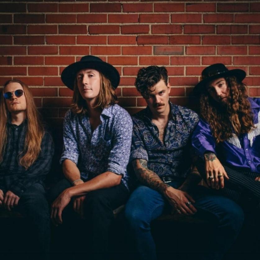 Iron Vessel/Dylan James Smucker - Rock Revival Rogues