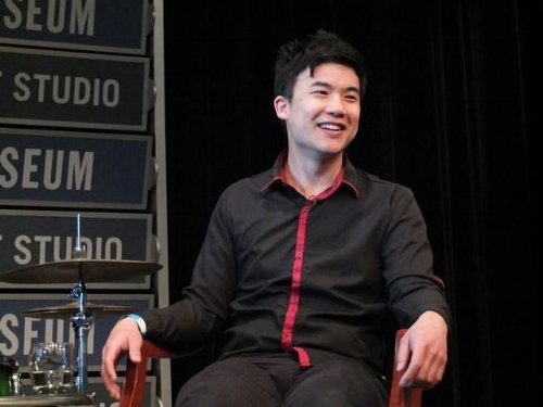 Artistic Asian American Activist Advocates Action - Musician, Activist, Business savvy, and more, Simon Tam holds the key for social change through music.