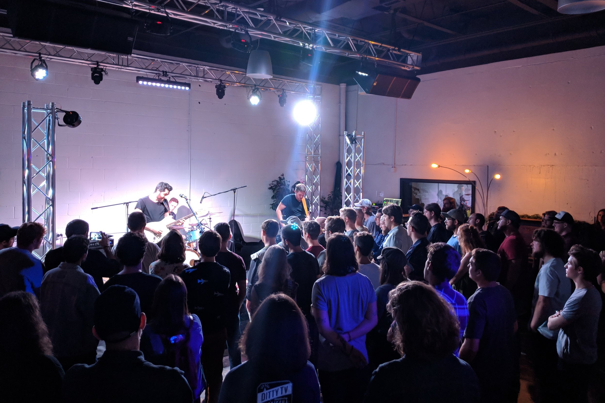 Pro - $2,500/yr. - Pro membership is designed for full-time music creators or artist reps who use the facility to accelerate their projects and need unlimited coworking access.