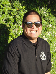 Raymond Goyena - Swordfish Competitive Coach