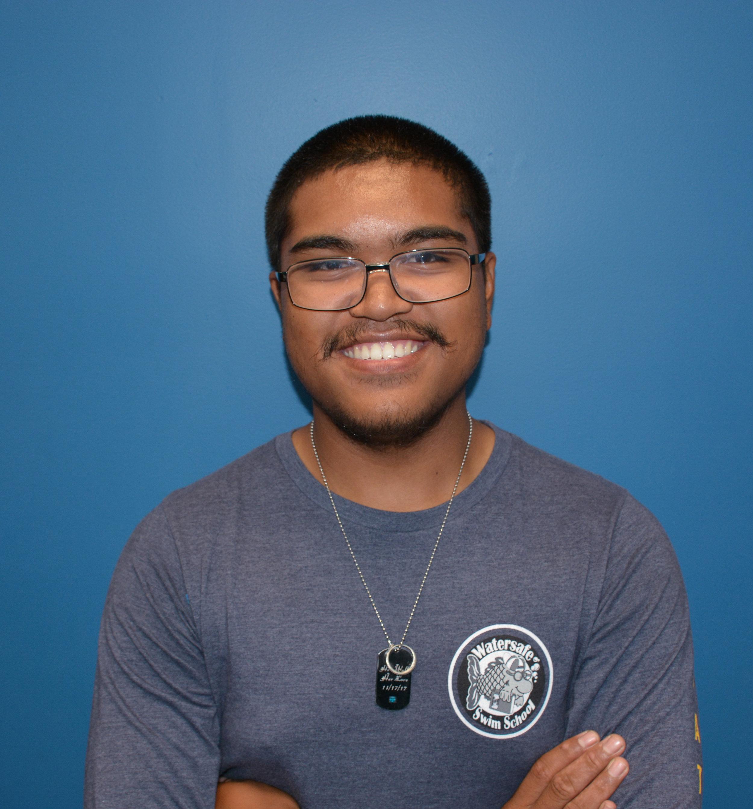 Micah Luat - Los Alamitos Facility Manager