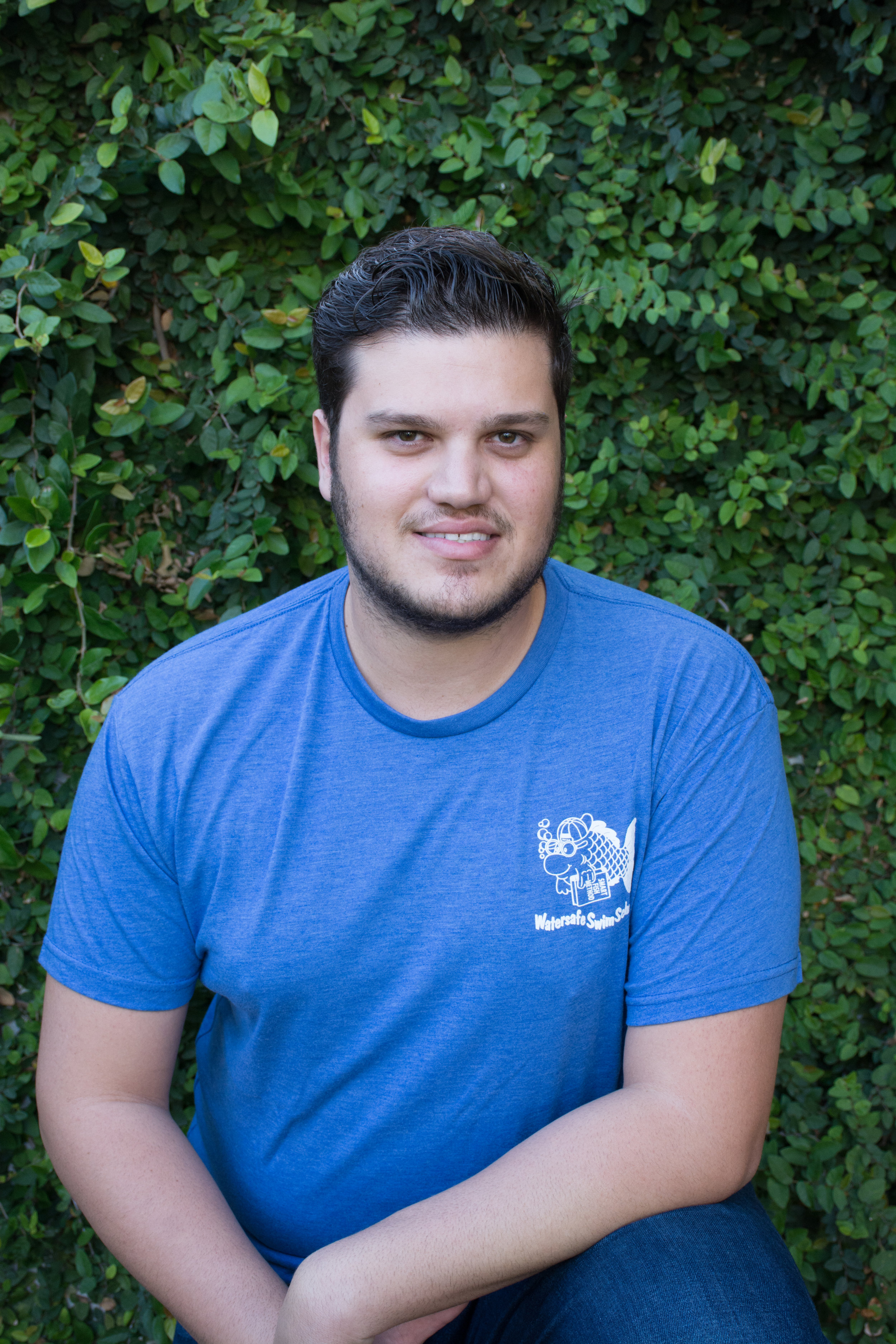 Salvador Ulloa - Los Alamitos Assistant Pool ManagerTues-Sat in Los AlamitosSwordfish Pre-Competitive Coach