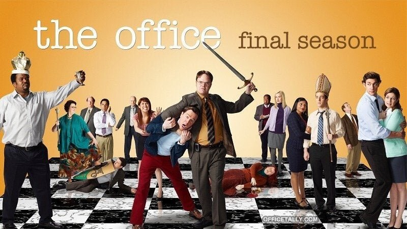 where to watch the office tv series netflix