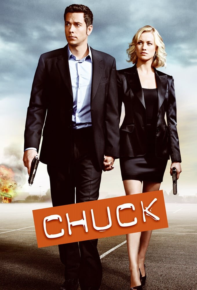 where to watch chuck tv show amazon prime video