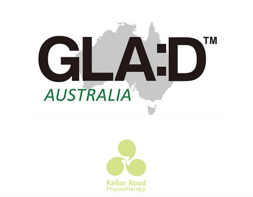 GLA:D program for hip & knee OA, coming to KRP in September.