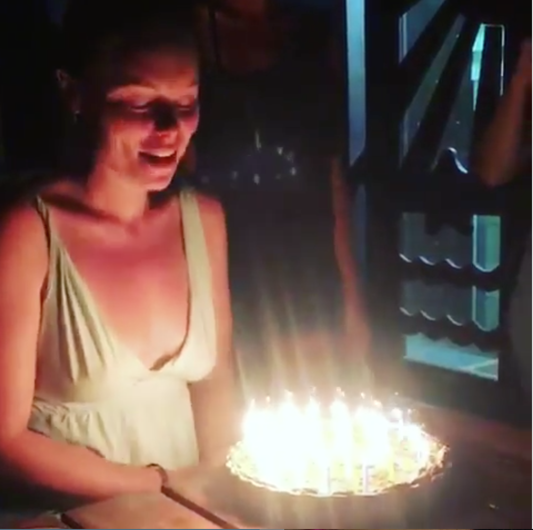 Happy - Birthday to me!