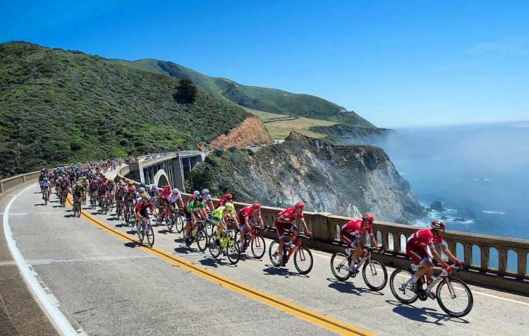 Cyclists on a Coastal Road.jpg