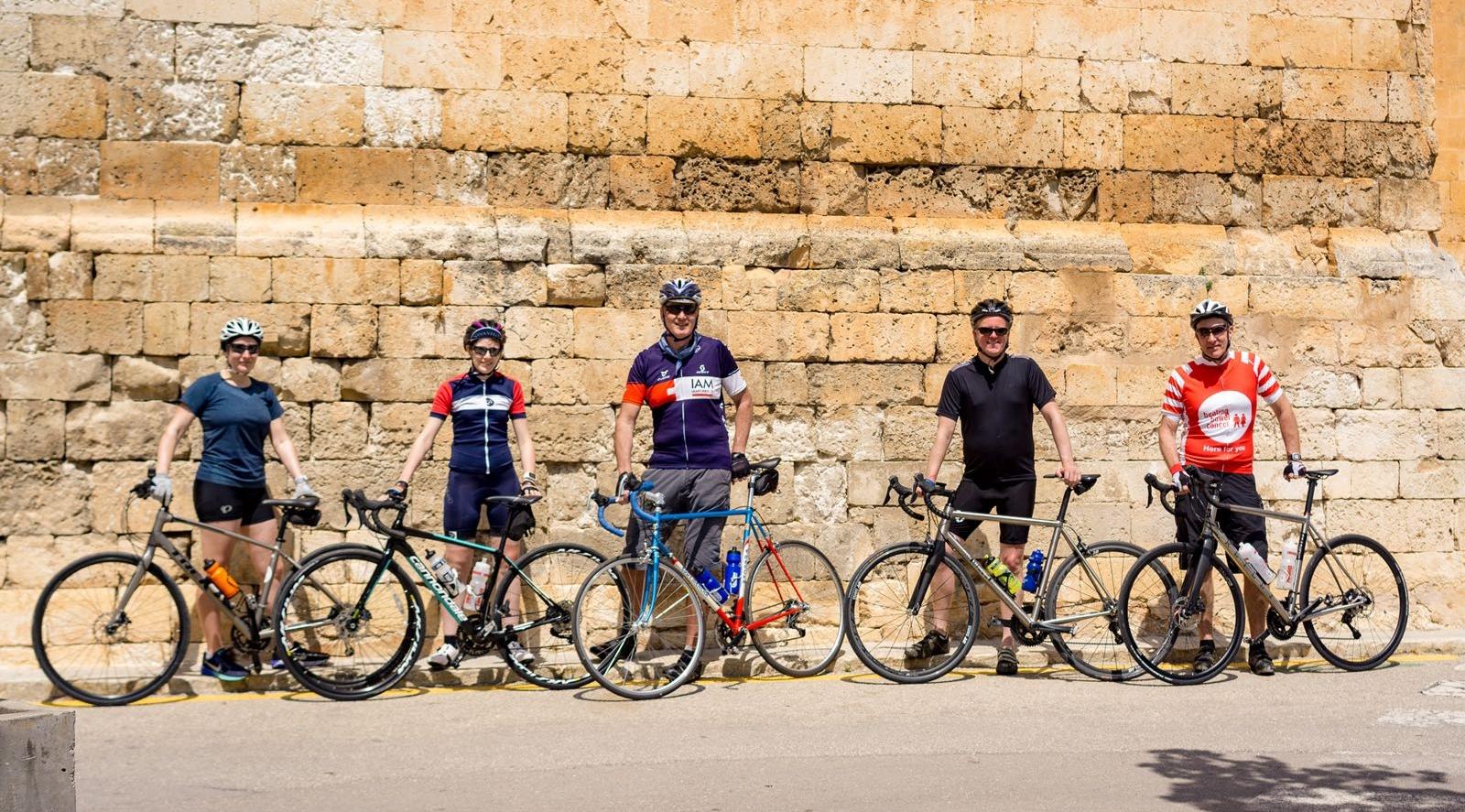 Epic bike tours