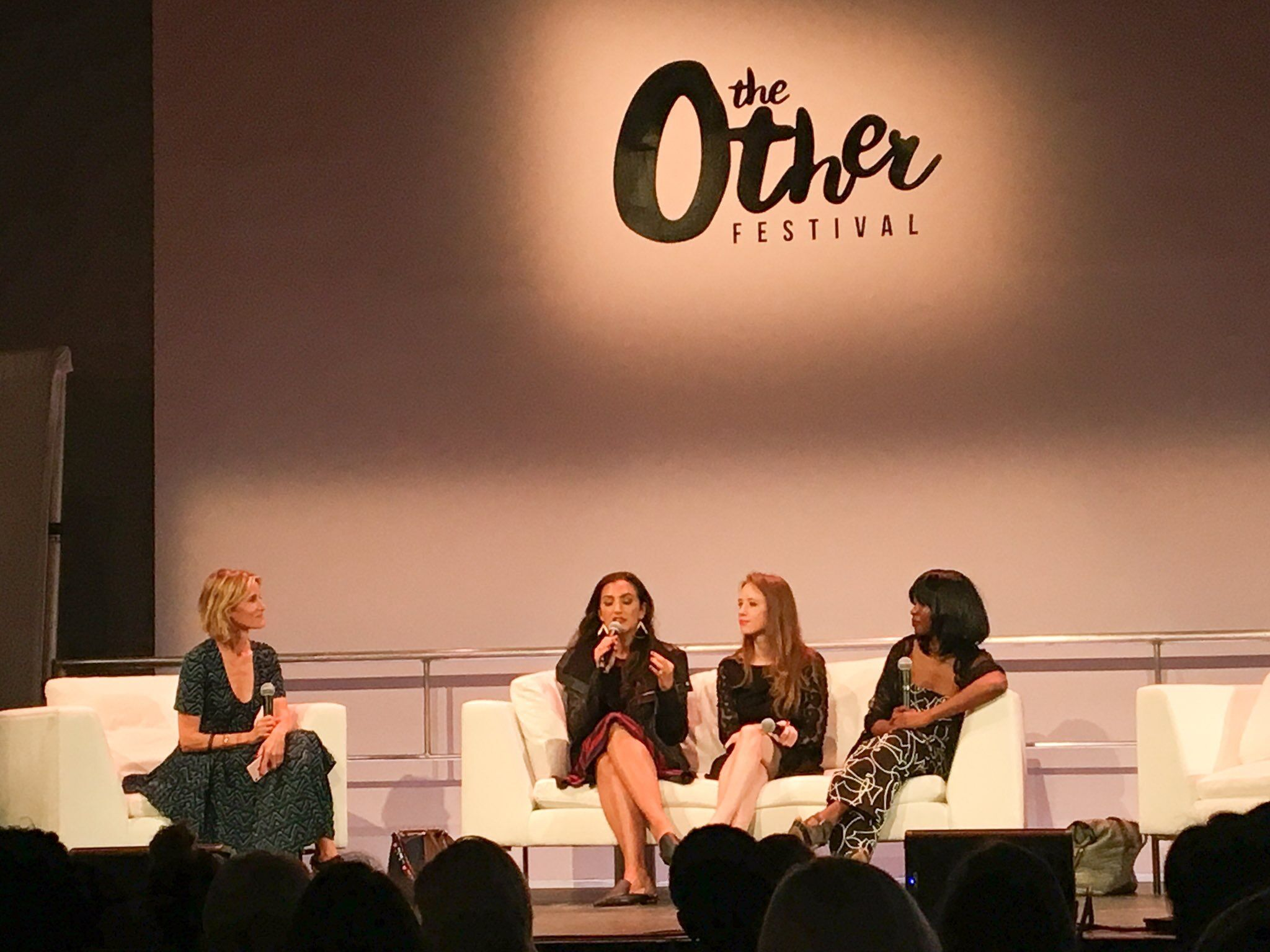 Asmau, CEO of Plum Perfect, along with CEO of theKnot, Maven, and Renttherunway