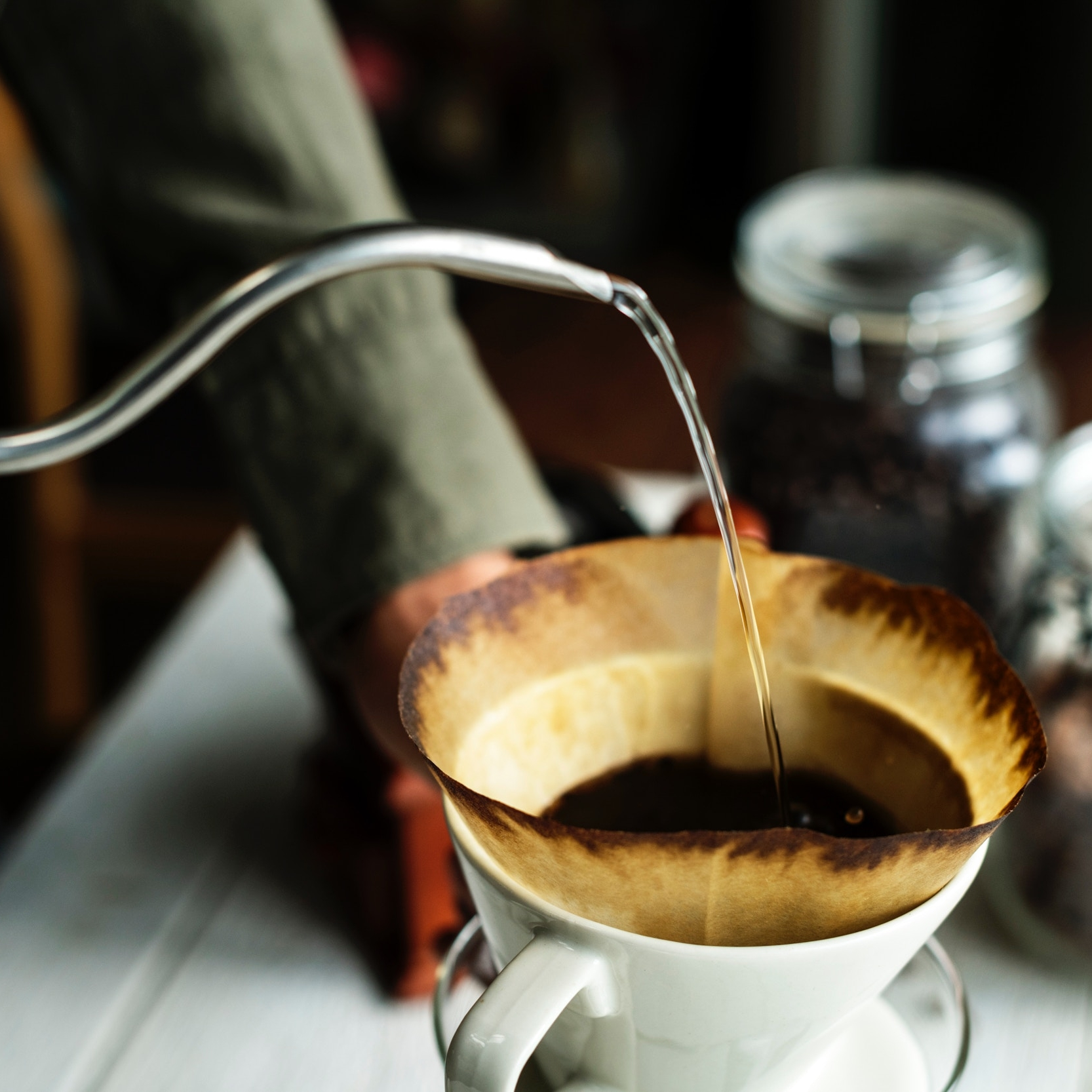 Pour Over Kettle - how do i use it? Coming Soon!